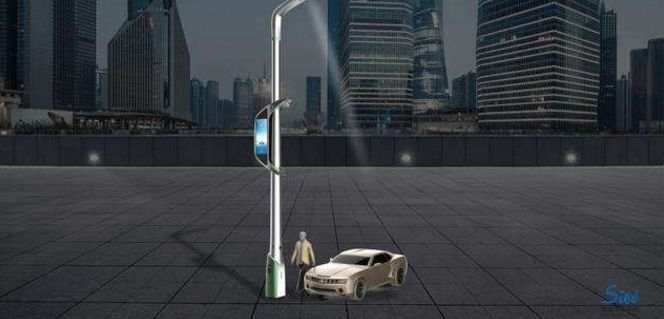 长潭里渔港装设智慧型路灯 打造全国首座智慧型渔港用户终端盒